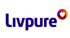 live pure logo